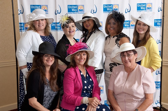 FACET Table at The Women's Leadership Council of United Way of Acadiana